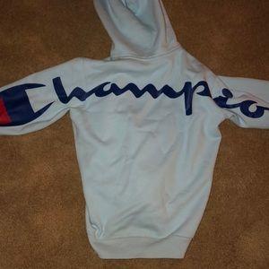 Supreme champion ss18 hoodie